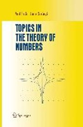 Topics in the Theory of Numbers | P. Erdös |