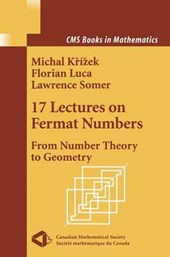 17 Lectures on Fermat Numbers | Michal Krizek |