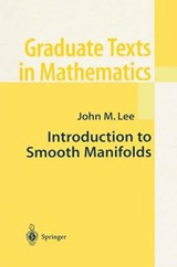 Introduction to Smooth Manifolds | John M. Lee |