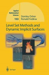Level Set Methods and Dynamic Implicit Surfaces | Stanley Osher |