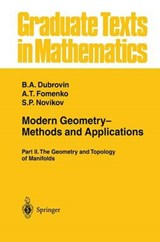 Modern Geometry- Methods and Applications | B.A. Dubrovin |