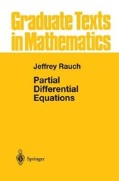 Partial Differential Equations | Jeffrey Rauch |