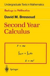 Second Year Calculus | David M. Bressoud |