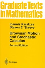 Brownian Motion and Stochastic Calculus | Ioannis Karatzas |