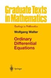 Ordinary Differential Equations | Wolfgang Walter |