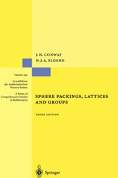 Sphere Packings, Lattices and Groups | John H. Conway |