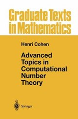 Advanced Topics in Computational Number Theory | Henri Cohen |