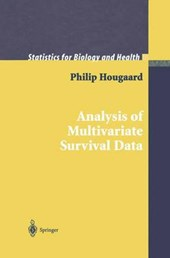 Analysis of Multivariate Survival Data | Philip Hougaard |
