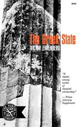 The Greek State | V Ehrenberg |