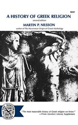 A History of Greek Religion | Martin P. Nilsson |