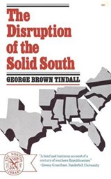 The Disruption of the Solid South | George Brown Tindall |