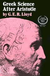 Greek Science After Aristotle | Ger Lloyd |