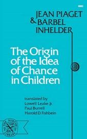 The Origin of the Idea of Chance in Children