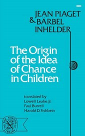 The Origin of the Idea of Chance in Children | Jean Piaget |