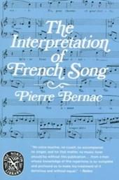 Interpretation of French Song
