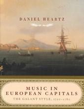 Music in European Capitals