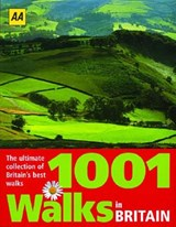 AA 1001 Walks in Britain | auteur onbekend |
