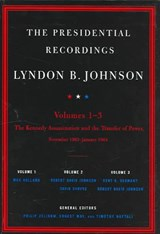 The Presidential Recordings Lyndon B. Johnson | Max Holland |