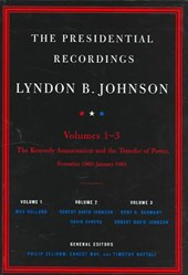 The Presidential Recordings Lyndon B. Johnson