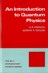 Intro to Quantum Physics (Paper) | A.p. French |