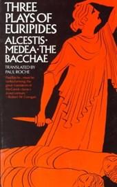Three Plays of Euripides
