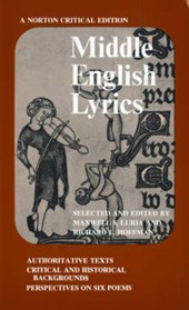 Middle English Lyrics (NCE)