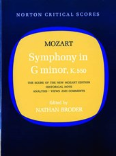 Mozart Symphony in G Minor K 550 (NCE) (Paper)