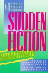 Sudden Fiction International