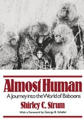 Almost Human - A Journey Into the World of Baboons