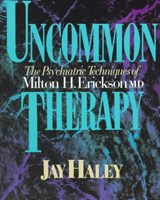 Uncommon Therapy | Jay Haley |