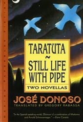 Taratuta & Still Life with Pipe (Paper)