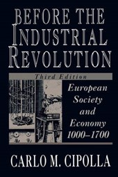 Before the Industrial Revolution 3e - European Society & Economy 1000-1700