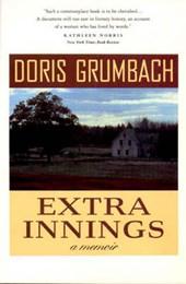 Extra Innings - A Memoir (Paper)