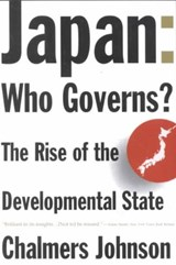 Japan - Who Governs - The Rise of the Developmental State | Chalmers Johnson |