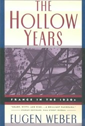The Hollow Years - France in the 1930s