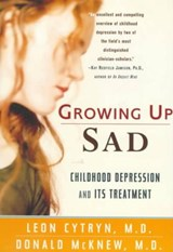 Growing Up Sad | Leon Cytryn ; Donald H. McKnew |