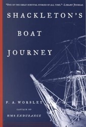 Shackleton's Boat Journey | Fa Worsley |