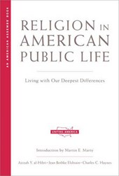 Religion in American Public Life - Living with Our  Deepest Differences
