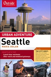 Outside's Magazine Urban Adventure - Seattle | Maria Dolan |