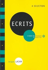 Ecrits - A Selection | Jacques Lacan |