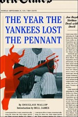 The Year the Yankees Lost the Pennant | Douglass Wallop |