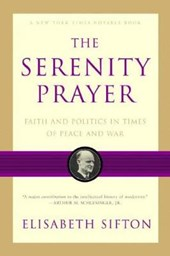 The Serenity Prayer | Elisabeth Sifton |