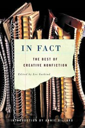 In Fact - The Best of Creative Nonfiction