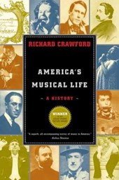 America's Musical Life - A History | Richard Crawford |
