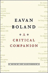 Eavan Boland - A Critical Companion