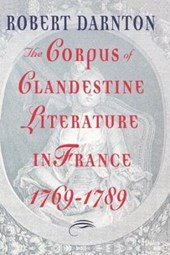 Corpus of Clandestine Literature in France, 1769-1789