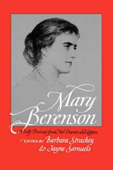 Mary Berenson - A Self-Portrait from Her Diaries and Letters | Barbara Strachey |