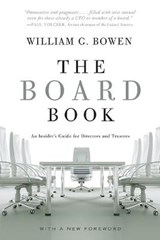The Board Book | William G. Bowen |