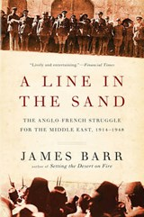 A Line in the Sand | James Barr |