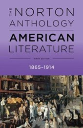 The Norton Anthology of American Literature - 9e International Student Edition Vol C